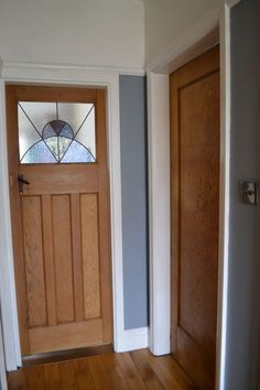 1930's style internal door