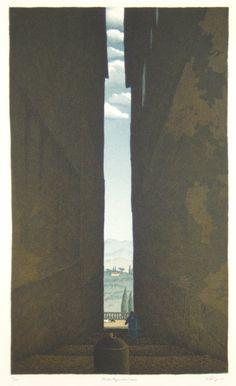 Esa Riippa, uusimmat grafiikat 2011 - 2014 - Montepulciano