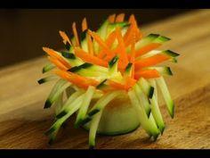 Impressionner vos invités... présenter vos légumes autrement - Trucs et Astuces - Des trucs et des astuces géniales pour la cuisine - Ma Fourchette - Délicieuses recettes de cuisine, astuces culinaires et plus encore!