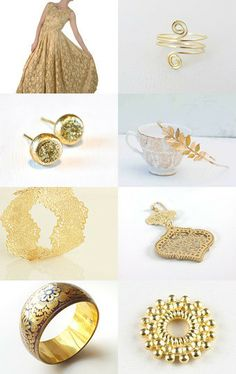 All that glitters... by Cara on Etsy--Pinned with TreasuryPin.com