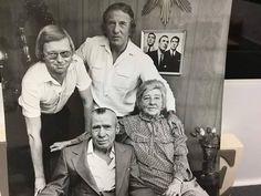 Charlie Kray Jnr, Charlie Kray Snr, Mr and Mrs Kray