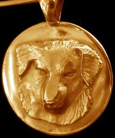 """""""George"""" in his herding head. As with the lion, a change of light or angle on George creates a whole new expression."""