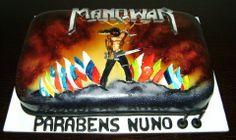 Manowar cake
