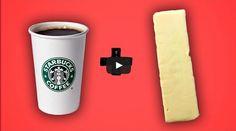 Butter + Coffee = ??? - http://www.mustwatchnow.com/butter-coffee/