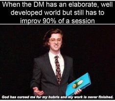 Dungeons & Dragons Memes To Satisfy Your Nerdy Cravings