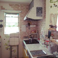 キッチンキッチン (KitchenKitchen) フェイクグリーンのインテリア実例   68ページ目   RoomClip (ルームクリップ)