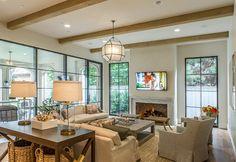 Living Room. Transitional Living Room. Living Room Ideas. #LivingRoom #Transitional   Avrea Wagner Interiors