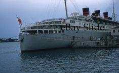 MmSlideQueenofBermudaCruiseShipBermudaFullView - Queen of bermuda cruise ship