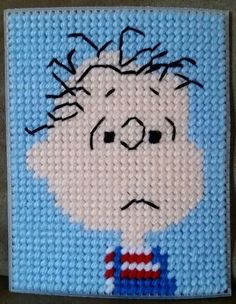 Peanuts Rerun Tissue Box Cover