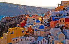 Greek honeymoon. Book your Greece honeymoon package to live your dream in Greece. Enjoy Greek islands like Santorini, Rhodes, Crete, Mykonos etc