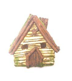 Fairy Garden Resin Twig House