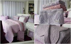 A Decore Enxovais está com muitas novidades em cama, mesa e banho e com ótimos preços. Venha conferir!    Decore Enxovais l Sua casa mais feliz!