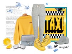 """""""na sportowo"""" by margo47 ❤ liked on Polyvore featuring TAXI, Topshop, Giuseppe Zanotti, Chloé and WithChic"""