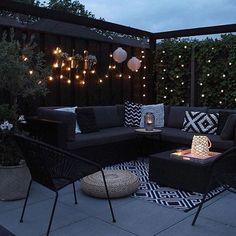 53 Super Ideas For Backyard Patio Makeover Home Outdoor Seating Areas, Outdoor Spaces, Outdoor Living, Outdoor Decor, Outside Seating Area, Garden Seating, Outdoor Ideas, Backyard Patio Designs, Pergola Designs