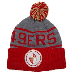 b99bbc32fc2 Mitchell Ness x NFL San Francisco 49ers NFL High Five Pom Pom Red Forty  Niners
