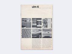 Ulm Journal, 6