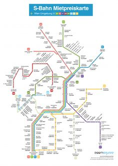 s-bahn wien mietpreise S Bahn, Line Chart, Infographics, Map, New Home Essentials, Environment, Cards, Infographic, Maps