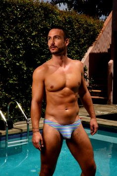 Board shorts, briefs or thongs - whatever your swimwear choice Cocksox has you covered