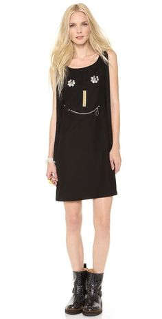 I like it, do you... ? Moschino Cheap and Chic Face #Dress