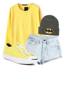 """""""Lucluc 6/30/5"""" by ticci-toby ❤ liked on Polyvore featuring Converse and lucluc"""