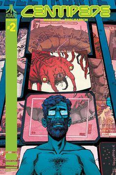 Centipede #2 (Issue)
