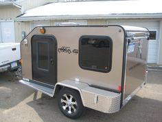Some even have a slide-out section to raise the central floor space. Our service department will supply you with each of the vital services to keep up your RV together with any parts you may require Camper Box, Tiny Camper, Small Campers, Camper Caravan, Cool Campers, Truck Camper, Small Camping Trailer, Camping 3, Small Trailer