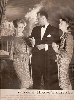 Christian Dior Fashion Advertisement 1961