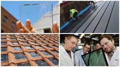 10 novidades em captação de energia solar