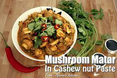 #indian #dish #indianfood #mushroom #mushroommatar #aparna'skitchen #mkr #kitchn