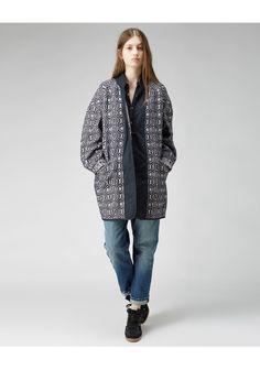 Isabel Marant Étoile Ebba Blanket Coat