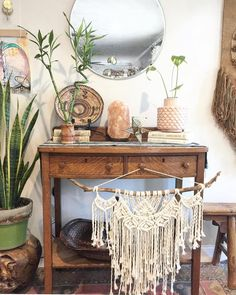 Hey local NJ and Philly peeps--I'm so excited that I will be participating in a maker's market this Saturday in Cherry Hill NJ. If you are local please stop by and say hey ! I will have mostly plant hangers as it is taking place at a Wiccan Decor, Throwback Pictures, Uo Home, Meditation Space, Scandinavian Interior, Bohemian Decor, Decoration, Living Spaces, Wall Decor