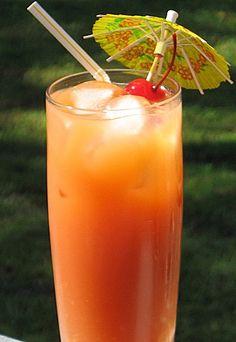 Applebee's Copycat Recipes: Bahama Mama