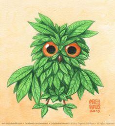Leady owl (Arenhaus)
