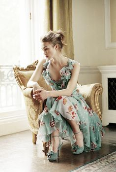 Keira Knightley  add us on Tumblr! for more fashion fun http://www.tumblr.com/blog/cgmfindings