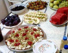 Best Lebanese Dessert ! Lebanese Desserts, Lebanese Cuisine, Lebanese Recipes, Middle Eastern Sweets, Middle Eastern Recipes, Oriental Food, Lebanon, Homeland, Cravings