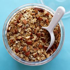 Crunchy Almond Granola - GoodHousekeeping.com