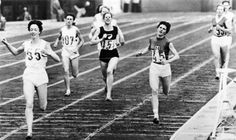 British runner Ann Packer set a world record in becoming the surprise winner of the 800 metres at the 1964 Tokyo Olympics, having never run the distance at international level before the Games.