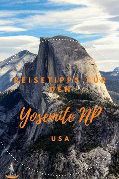 Reisetipps zum Yosemite Nationalpark | http://www.genussbummler.de #reisetipps #usa #roadtrip #nationalpark #wandern