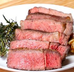 Rib Eye Steak With Garlic Butter | Treat Yourself (And Bae) To One Of These Seven Steak Dinners