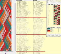Snartemo, 20 tarjetas, 4 colores, repite esquema cada 17 movimientos   // Snartemo3 ༺❁