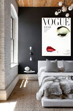 Hey, I found this really awesome Etsy listing at https://www.etsy.com/listing/242648730/vogue-poster-vogue-cover-fashion-print
