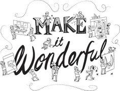 Make it wonderful - Franke