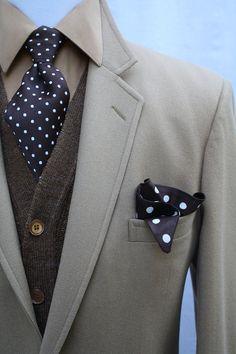 Mens Vintage Wool Blazer by John Alexander Neutral Jacket Sport Coat Sportcoat  41R