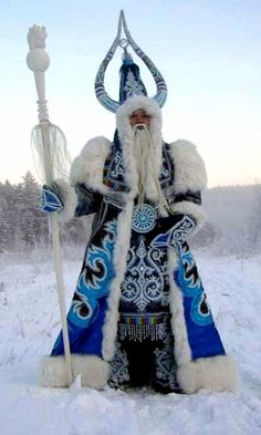 Ded Moroz (Grandfather Frost), Russia