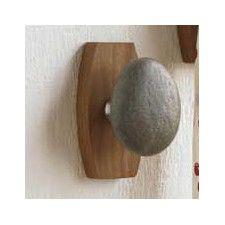 Sea Stones Mini Coast Hook with Cherry Backplate