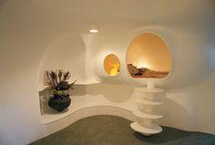 Roger Dean designed dome home.