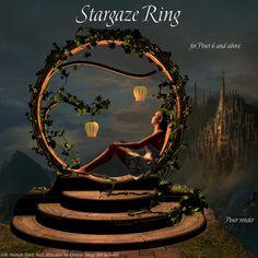 AJ Stargaze Ring
