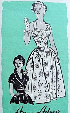 1950 Bombshell halter del patrón del vestido de coctel figurativo favorecedor fruncido Shelf Busto Vestido A MEDIDA Partido Midriff, chaqueta co ...