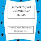 Do the same old book reports bore your students? Freshen up your literature studies with this bundle of 30 great book report alternatives!All boo...