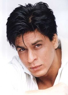 Shahrukh Khan. <~~greatest Indian actor ever! I would love to meet him..